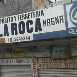 Depósito y Ferretería La Roca en Bogotá