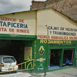 Servicio de Tapicería en Bogotá