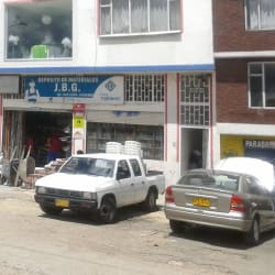 Depósito De Materiales JBG en Bogotá