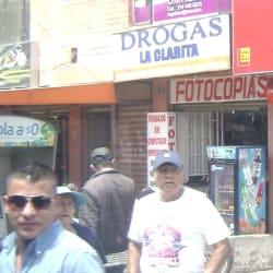Drogas La Clarita en Bogotá