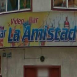 Café Bar La Amistad en Bogotá