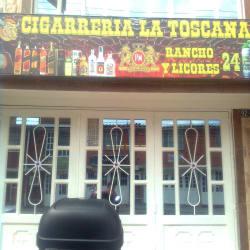 Cigarrería La Toscana en Bogotá