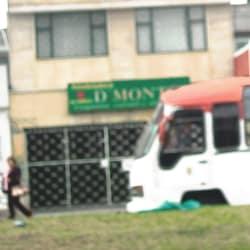 Amobladora D' Montti en Bogotá