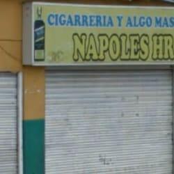 Cigarrería y Algo Más Nápoles HR en Bogotá