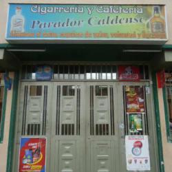 Cigarrería y Cafetería Parador Caldense en Bogotá