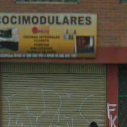 Cocimodulares en Bogotá