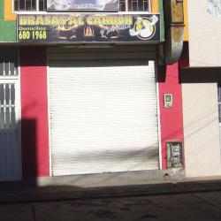 Brasas al Carbón y Parrilla en Bogotá
