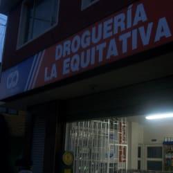 Droguería La Equitativa en Bogotá
