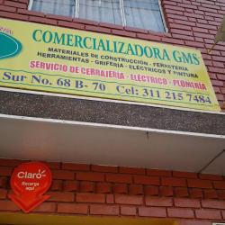 Comercializadora GMS en Bogotá