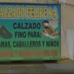 Calzado Felipe 8A en Bogotá