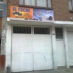 El Toche Beltrán en Bogotá