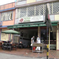 Frigo Carnes El Establo en Bogotá