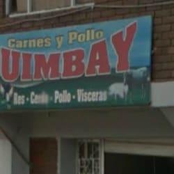 Carnes y Pollos Quimbay en Bogotá