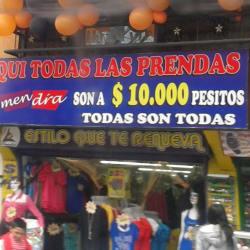 Almendira en Bogotá