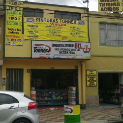 Comercializadora DFA en Bogotá