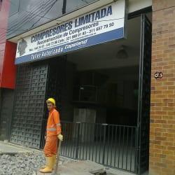 Compresores Limitada en Bogotá