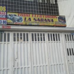 1000 Eléctricos La Sabana en Bogotá