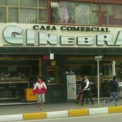 Casa Comercial Ginebra en Bogotá