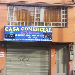 Casa Comercial Nevers  en Bogotá