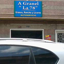 """A Granel """"La 78"""" en Bogotá"""