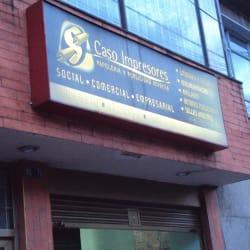 Caso Impresores Papelería y Publicidad Impresa  en Bogotá