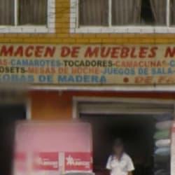 Almacén de Muebles Muñoz en Bogotá