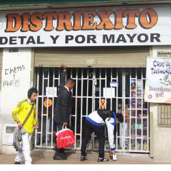 Distriexito en Bogotá
