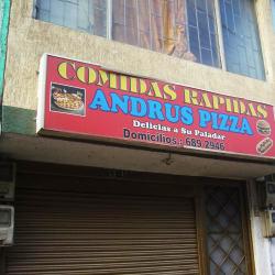 Andrus Pizza en Bogotá