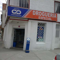 Droguería Especial Calle 78 en Bogotá