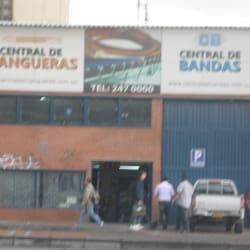 Central de Mangueras y Bandas  en Bogotá