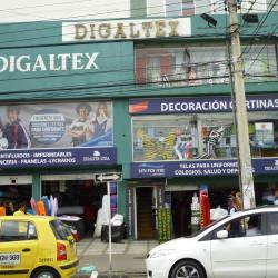 Digaltex Carrera 50 con 41A en Bogotá
