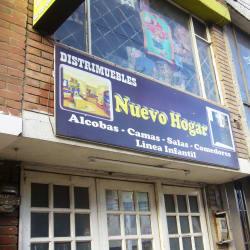 Distrimuebles Nuevo Hogar en Bogotá