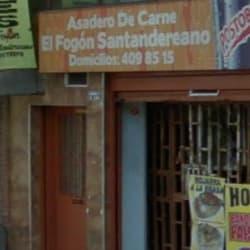 Asadero de Carne El Fogón Santandereano en Bogotá