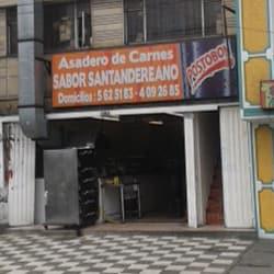 Asadero de Carnes Sabor Santandereano en Bogotá