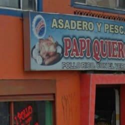 Asadero y Pescadería Papi Quiero Pollo en Bogotá