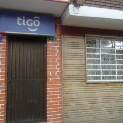 Cabinas Tigo en Bogotá