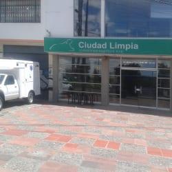 Ciudad Limpia en Bogotá
