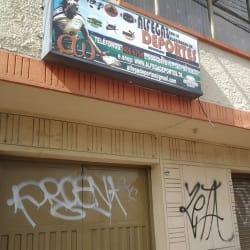Alfegat Deportes en Bogotá