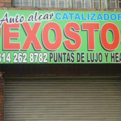 Auto Alcat Catalizadorez en Bogotá