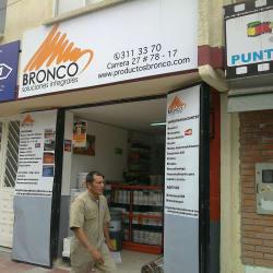 Bronco Soluciones Integrales Carrera 27 con 78 en Bogotá