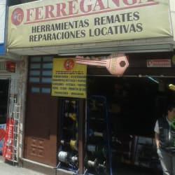 Ferreganga en Bogotá