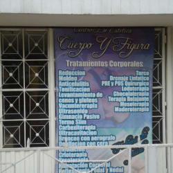 Centro de Estética Cuerpo y Figura en Bogotá