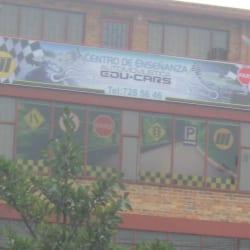 Centro de Enseñanza Automovilística Educars en Bogotá
