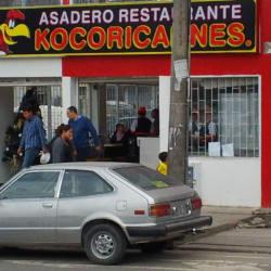 Asadero Restaurante Kocoricarnes en Bogotá