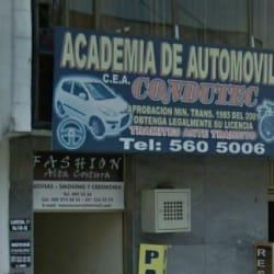 Academia De Automovilismo Condutec  en Bogotá