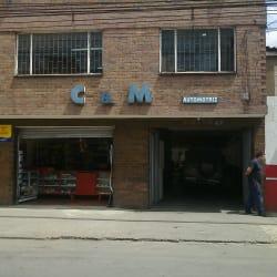 C&M Automotriz en Bogotá