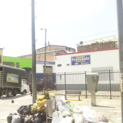 Frassauto en Bogotá