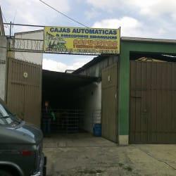 Cajas Automaticas & Direcciones Hidráulicas  en Bogotá