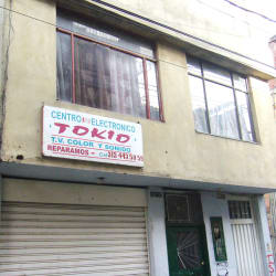 Centro Electrónico Tokio en Bogotá