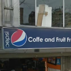Coffe and Fruit Fresh en Bogotá